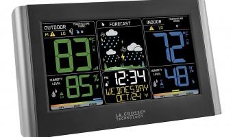 La Crosse Technology C85845 Wireless Forecast Station