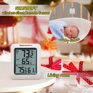ThermoPro TP-60S Digital Hygrometer